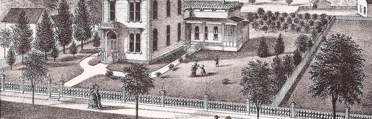 Camellia Inn History