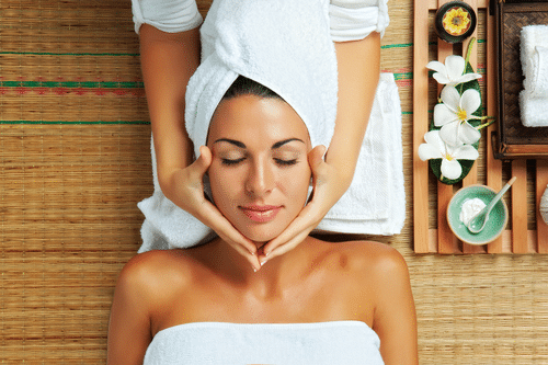 Sunshine and Smiles, how about a Healdsburg, Ca Spa Experience?