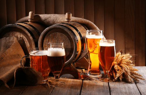 Along Healdsburg, and Greater Sonoma County, Brewery Trails
