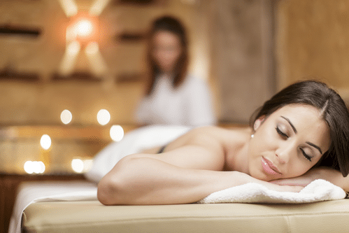 Recharge your body at our Spa in Healdsburg Ca
