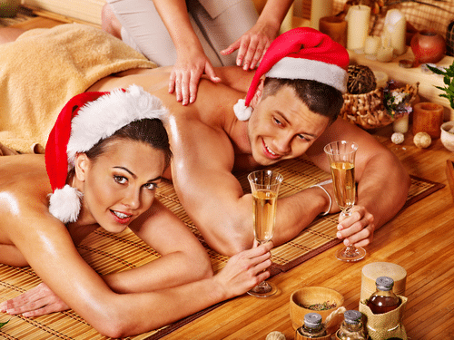 You, the Holidays and the Camellia Inn Healdsburg Ca Spa