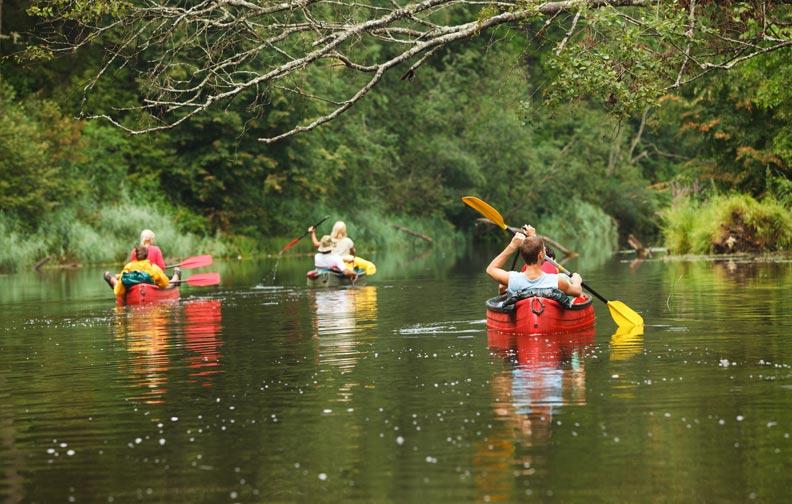 Russian River Rafting