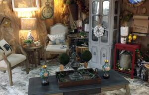 Healdsburg antique stores