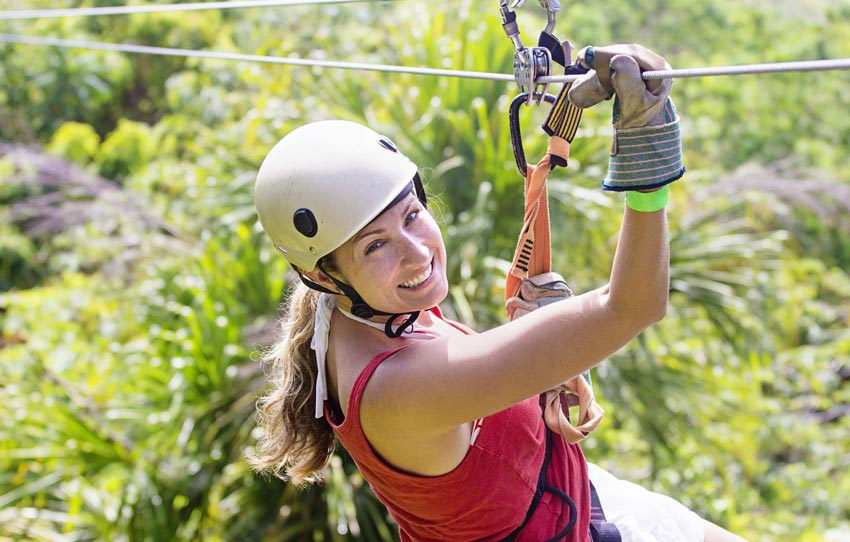 Sonoma Canopy Tours – Soar Through the Forest