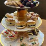 Camellia Inn tea time